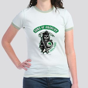 SOA Ireland Jr. Ringer T-Shirt