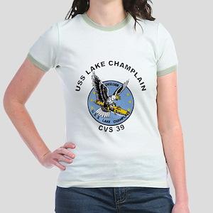CVS-39 Lake Champlain Jr. Ringer T-Shirt