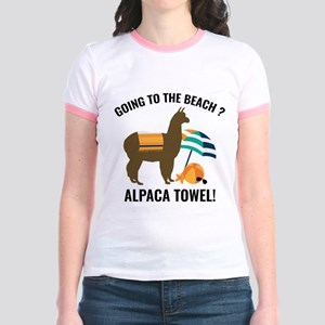 Alpaca Towel Jr. Ringer T-Shirt