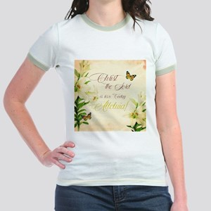 Christ the Lord is ris'n today T-Shirt