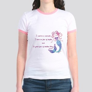 Tribal Mermaid Musings T-Shirt