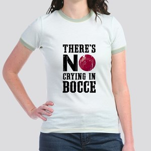 No Crying In Bocce T-Shirt