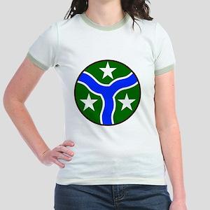 ARNG-278th-Armored-Cav-Reg-Bonn Jr. Ringer T-Shirt