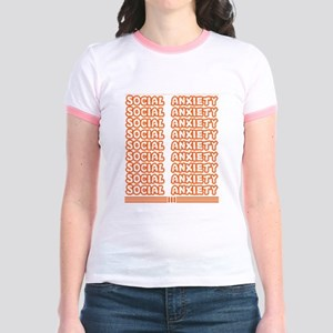 Have anxiety? Worrying too much? A tense p T-Shirt