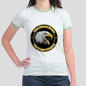 101st Airborne Jr. Ringer T-Shirt