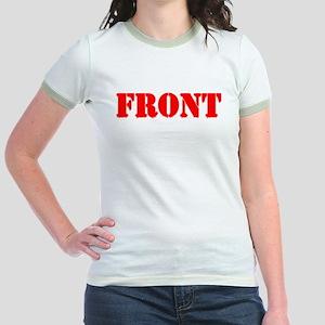Front Jr. Ringer T-Shirt