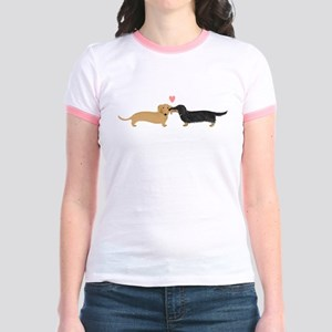 Dachshund Smooch T-Shirt