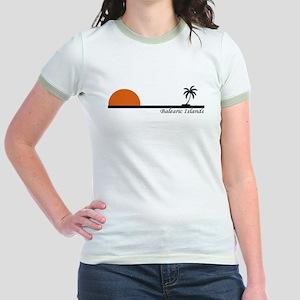 Balearic Islands Jr. Ringer T-Shirt