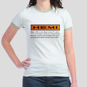 HEMI definition Jr. Ringer T-Shirt