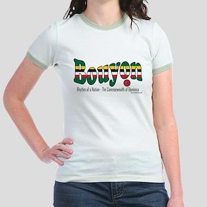 Bouyon Jr. Ringer T-Shirt