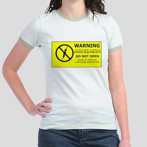 Static Cling Jr. Ringer T-Shirt