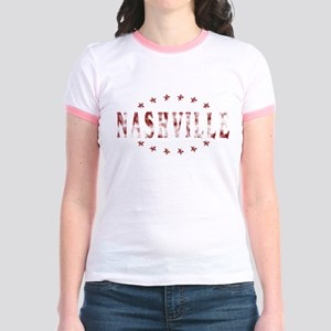 Nashville Distressed-01 T-Shirt