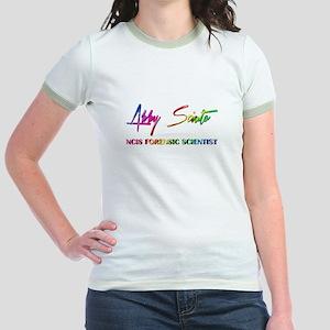 ABBY SCIUTO SIGNATURE Jr. Ringer T-Shirt
