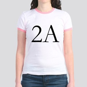 2A Jr. Ringer T-Shirt