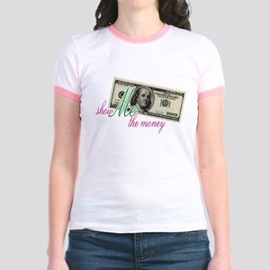 Show Me the Money Jr. Ringer T-Shirt