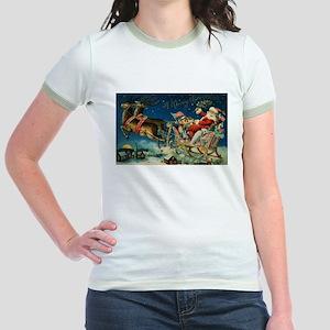 Vintage Santa Sleigh T-Shirt