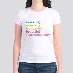 Amazing Superintendent T-Shirt