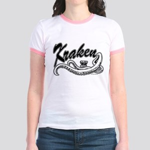 Kraken @ eShirtLabs.Com Jr. Ringer T-Shirt