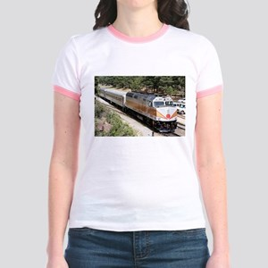 Railway Locomotive, Grand Canyon, Arizona, USA Jr.