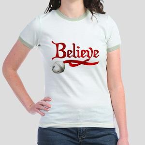 Believe Jr. Ringer T-Shirt