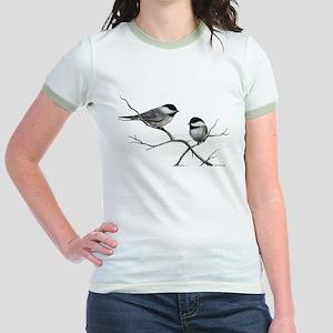 chickadee song bird T-Shirt