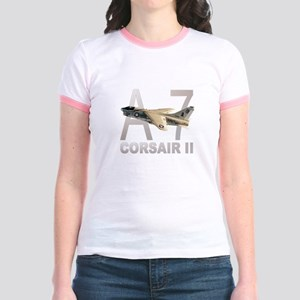 A-7 CORSAIR II Jr. Ringer T-Shirt