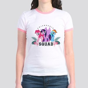 My Little Pony Squad Jr. Ringer T-Shirt