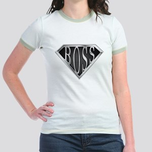 SuperBoss(metal) Jr. Ringer T-Shirt