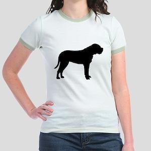 Bullmastiff Dog Breed Jr. Ringer T-Shirt
