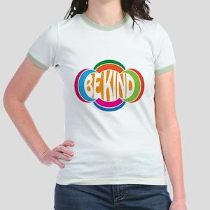 Be Kind Jr. Ringer T-Shirt