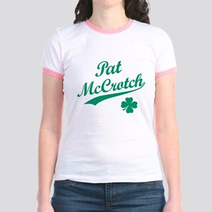 Pat McCrotch [g] Jr. Ringer T-Shirt