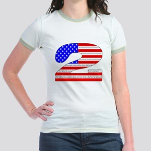Keep our rights Jr. Ringer T-Shirt