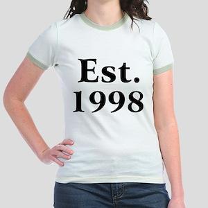 Est. 1998 Jr. Ringer T-Shirt