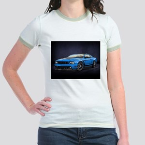 Boss 302 Grabber Blue T-Shirt