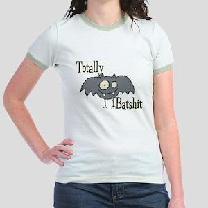 Totally Batshit Jr. Ringer T-Shirt