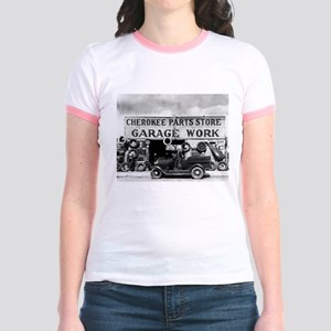 Cherokee Parts Store Depression Vintage Ga T-Shirt