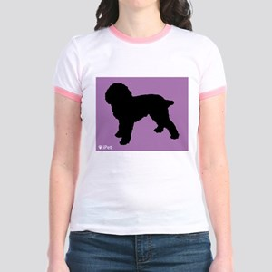Cockapoo iPet Jr. Ringer T-Shirt