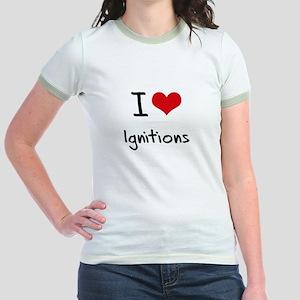 I Love Ignitions T-Shirt