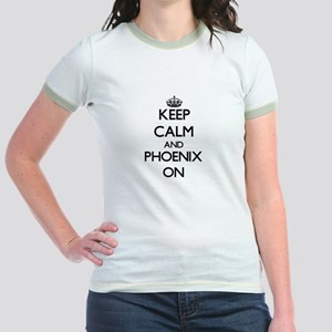 Keep Calm and Phoenix T-Shirt