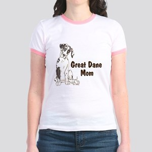 NH GD Mom Jr. Ringer T-Shirt
