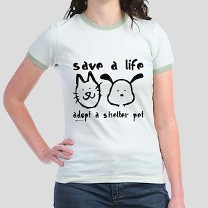 BW-SAVEALIFE T-Shirt