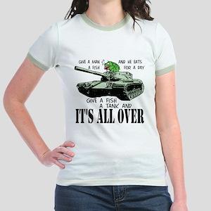 Fish Tank Jr. Ringer T-Shirt