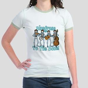 Bluegrass Bones! Jr. Ringer T-Shirt