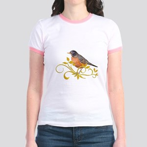 Robin Jr. Ringer T-Shirt