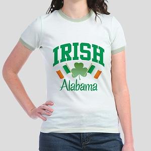 IRISH ALABAMA Jr. Ringer T-Shirt