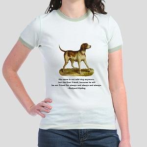 Kipling Quote Jr. Ringer T-Shirt