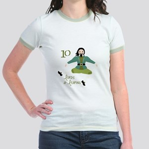 10 loRDS a- leaPiNG T-Shirt