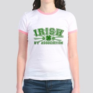 Irish by Association Jr. Ringer T-Shirt