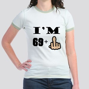 Middle Finger 70th Birthday T-Shirt