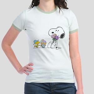 Spring Treats Jr. Ringer T-Shirt